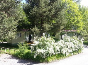CAMPING CINQ VALLEE